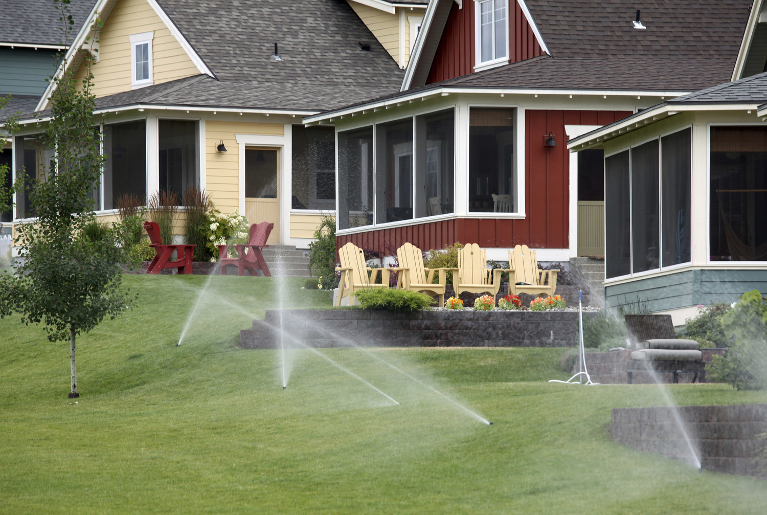 Lake Orion Sprinkler Services
