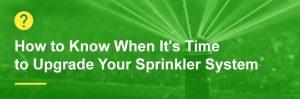 Romeo MI Sprinkler System Service
